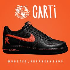 finest selection 0f493 53ff2  Vlone ✖  PlayBoiCarti  AirForce1  sneaker  concept Shop  www.