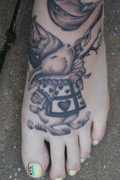 wonderland tattoo (11)