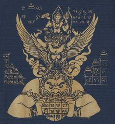 Rama Thailand: Sak Yant Thai Temple Tattoo