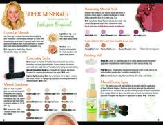 Lemongrass Spa Sheer Minerals Make up!  Love it!