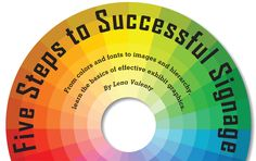 EXHIBITOR magazine - Article: Exhibit Graphics: Five Steps to Successful Signage, September 2012