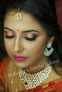 Indian Jewelry Lipstick Red