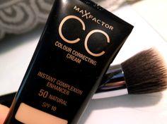 Max Faktor CC Cream – Die nächste Generation? ... und die ungeschminkte Wahrheit http://www.beangels-blog.de/cc-cream/