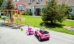 Home & Family - Tips & Products - Tanya Memme's DIY Kiddie Car Wash | Hallmark Channel  6/23