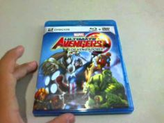 """UNBOXING - Ultimate Avengers """"Blu Ray + DVD"""""""