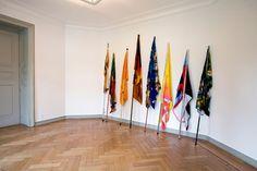 Alexandre da Cunha Revolution des Alltäglichen,  installation view, Museum Morsbroich, Leverkusen (D), 2009  http://www.sommerkohl.com/alexandre_da_cunha/alexandre_da_cunha_8.html