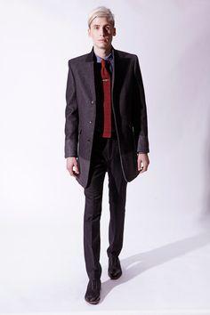 Bespoken | Fall 2013 Menswear Collection | Style.com