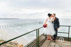 A fun, colorful San Diego wedding!