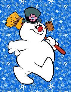 Good ole Frosty The Snowman