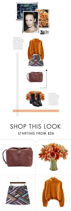 """""""Untitled #370"""" by heloisa90 ❤ liked on Polyvore featuring Sheinside and shein"""