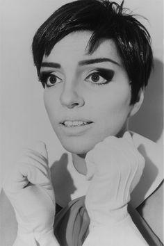Liza Minnelli par Michel Haddi