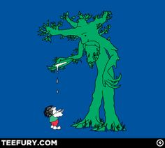 The Giving Treebeard
