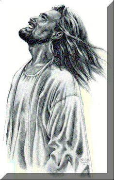 I love the pictures of Jesus laughing!
