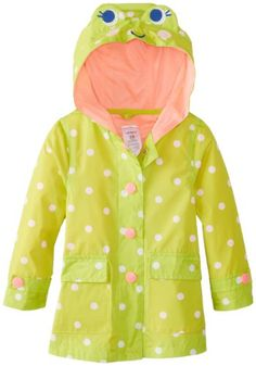 Carter's Baby-Girls Infant Frog Rainslicker, Light Green, 12 Months Carter's http://www.amazon.com/dp/B00IG4Q9YS/ref=cm_sw_r_pi_dp_QKGTtb0B1DWMM4N3
