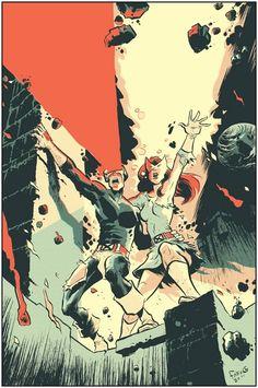 Rio Comicon's Poster by Fábio Moon