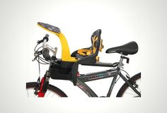 WeeRide Kids Seat for Bicycles.