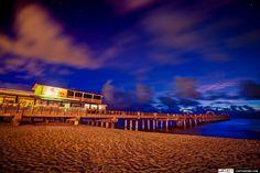 Lake Worth Florida - Lake Worth Pier, Benny's