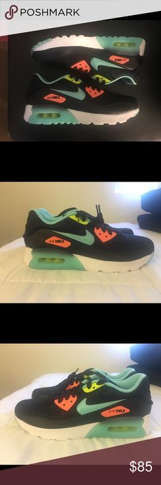 Nike Air Max 90 Size 7y women youth BRAND NEW Nike Air Max 90  Size 7 Youth / Women  BRAND NEW  SHOES ONLY. NO BOX. Nike Shoes Athletic Shoes