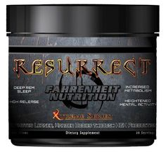 RESURRECT brings HGH production to new accolades. HGH release contributes to muscle development and body fat reduction while providing a heightened sense of well-being and mental alertness.