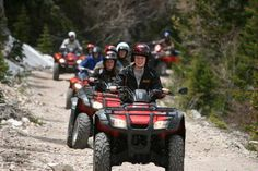 Your ATV or side-by-side vehicle is just the start of fun weekends and vacation days spent off-roading with family members and friends. ATVs...