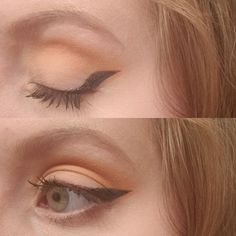 93ae0ac50db r/MakeupAddiction - I was today years old when I learned how to do eyeliner  for my extremely hooded eyelids. I feel there is still room to improve.