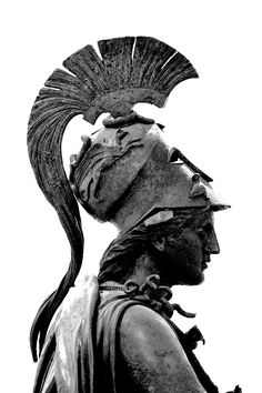 Piraeus Athena, Archaeological Museum of Piraeus, Attica - Greece Ancient Greek Sculpture, Greek Statues, Ancient Art, Greek Gods And Goddesses, Greek Mythology, Roman Art, Greek Art, Renaissance Art, Classical Art