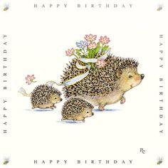 Hedgehogs by Peter Cross Art And Illustration, Hedgehog Illustration, Illustrations, Hedgehog Art, Cute Hedgehog, Animal Drawings, Cute Drawings, Cross Art, Tatty Teddy