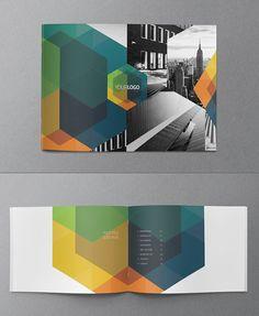 30 Awesome Brochure Design Ideas 2014 | Bashooka | Cool Graphic & Web Design Blog