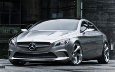 Mercedes Benz is to show a new Style Coupe Concept at Auto China in Beijing next week. Designed specifically to target China's fast growing luxury car market, the executive coupe is production-ready and likely to see production Mercedes Benz Coupe, Van Mercedes, Mercedes Concept, Luxury Sports Cars, Carl Benz, Audi, Automobile, Daimler Ag, Muscle Cars