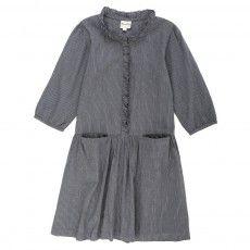Ray striped Dress Merveilles £35