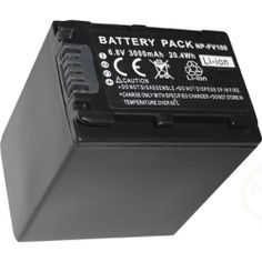 Baterías NP-FV100 para Video Cámaras Filmadoras SONY