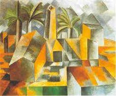 El cubismo fue un movimiento artístico desarrollado entre 1907 y 1914, nacido en Francia y encabezado por Pablo Picasso, Georges Braque, Jean Metzinger, Albert Gleizes, Robert Delaunay y Juan Gris.1 Es una tendencia esencial, pues da pie al resto de las vanguardias europeas del siglo XX. No se trata de un ismo más, sino de la ruptura definitiva con la pintura tradicional.