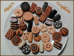 Fimo's cookies
