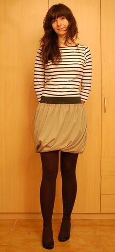 DIY falda -twister-