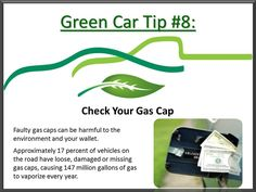 Save money and gas with this #CarCare tip!