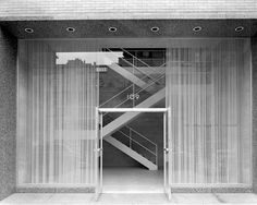 Arts Club Of Chicago | 109 East Ontario (Demolished) | Ludwig Mies van der Rohe | 1948-1951