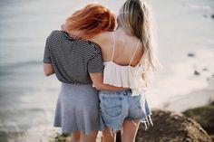 Clary Fairchild and Emma Carstairs