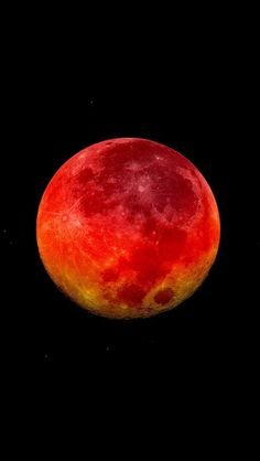 Red Moon★彡