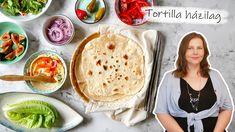 Puha tortilla recept