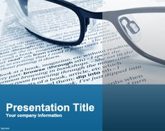 General Education PowerPoint Template is a free background for educators or teachers who need to create a good education PowerPoint presentation or speeches using an education slide design