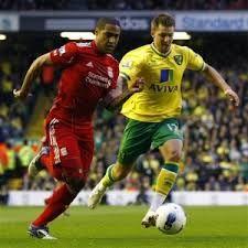 Liverpool vs NorwichLiverpool tidak dapat menjuarai laga sudah selama empat laga terakhir. Dan kali ini dia harus memperoleh hasil seri yang berhadapan dengan Norwich.