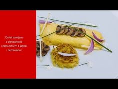 Zobaczcie jak łatwo przygotować pyszny omlet z pieczarkami!! #omlet #pieczarki #intermarche Tacos, Mexican, Beef, Ethnic Recipes, Food, Meat, Essen, Meals, Eten