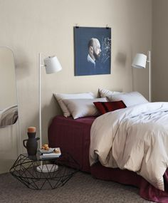 Contemporary bedroom styled by Liezel Norval-Kruger Simple Furniture, Greige Bedroom, Contemporary Bedroom, Home Decor Hacks, Bedroom Styles, Gamer Room, Bedroom Wall Colors, Home Decor, Room