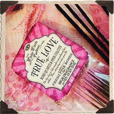 TRUE LOVE Elixir INCENSE. 20 Stick Pack. Scent of Pink Roses. Blessed by Pink…