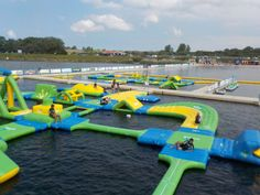 Sports Park in Hellevoetluis, Netherlands