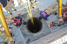 Confined Space Rescue Calgary As topic specialists we guarantee you get the right exhortation that you have to take care of business securely & in consistence with regulations. #Confined #Space #Rescue http://www.globalropeaccess.com