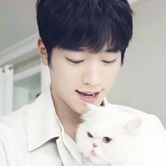 猫になりたい❤️❤  舞浜ファンミでも  思ったけどガンジュン  お顔小さい✨✨  #5urprise   #ソガンジュン  #seokangjun   #서강준