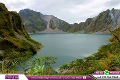 Mount Pinatubo in Botolan, Zambales, Philippines  |  Mount Pinatubo is an active stratovolcano in the #Cabusilan #Mountains on the #island of #Luzon, near the tripoint of the #Philippine provinces of #Zambales, #Tarlac and #Pampanga.  |  Source: https://en.wikipedia.org/wiki/Mount_Pinatubo  |  WhatsApp: +44 791 752 9268  |  Book Now: http://www.mabuhaytravel.co.uk/?utm_source=pinterest&utm_campaign=mount-pinatubo-in-botolan-zambales-philippines&utm_medium=social&utm_term=philippines |
