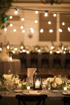 Half Moon Bay Wedding from Christian Oth Studio + Lyndsey Hamilton Events… Garden Party Wedding, Indoor Wedding, Wedding Table, Rustic Wedding, Cute Wedding Ideas, Wedding Inspiration, Wedding Centerpieces, Wedding Decorations, Old Hollywood Wedding