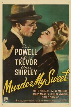 Murder, My Sweet (Edward Dmytryk, 1944)